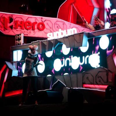 Sunburn Festival 2014 - Goa