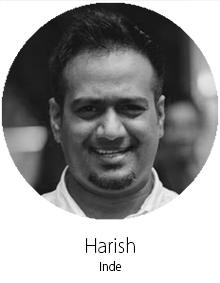 Harish h
