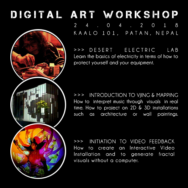 Kaalo workshop poster b
