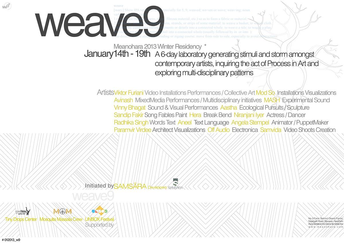 Weave 9